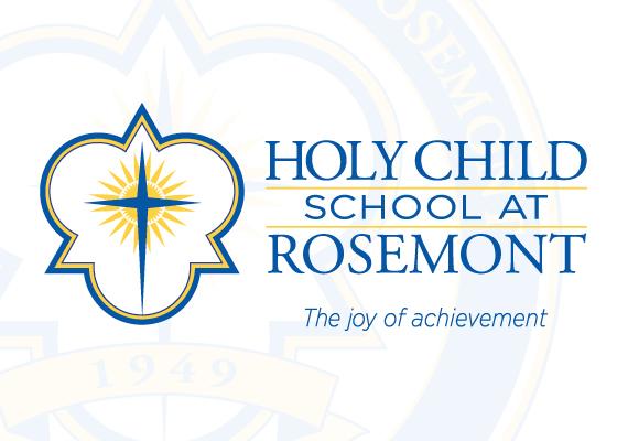 As part of a comprehensive brand equity study, the name and visual identity of this PreK through eighth grade Catholic school was changed to highlight its Holy Child legacy.