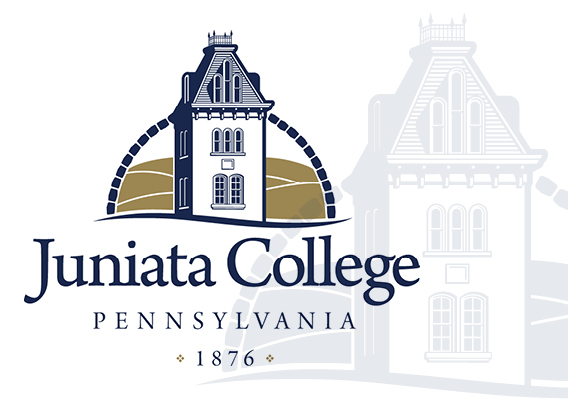 This new identity mark for Juniata visually supports the College's updated brand strategy, celebrating both its history, location, and community.