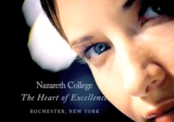 Nazareth College Institutional Identity and Positioning Campaign