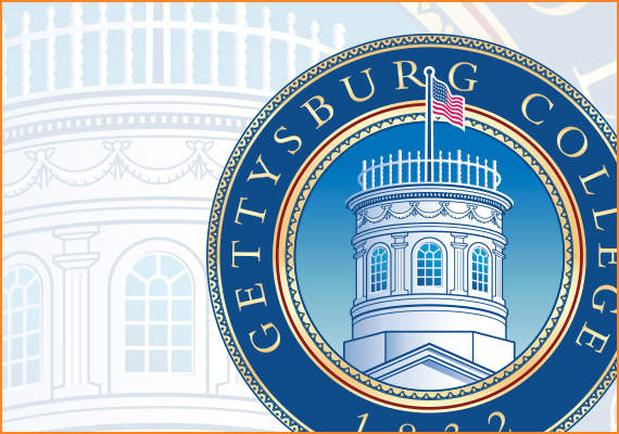 The new college seal for Gettysburg respects its rich history while it simultaneously represents an institution moving forward with a confidence born of its brand strategy. Today, Gettysburg proudly uses the college seal.