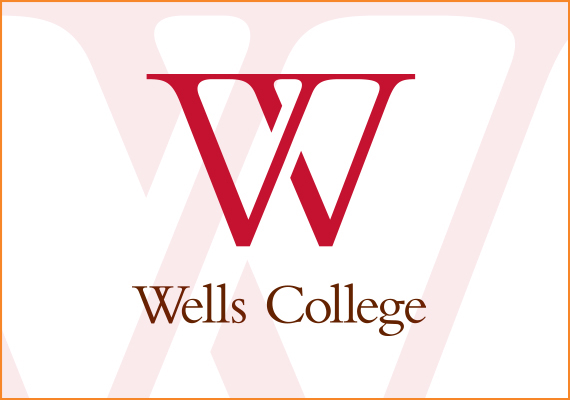 The brand promise of Wells College is that it provides an intensely personal educational experience. The new logo was designed to support the promise and to respect its rich history. The bold red W is symbolic of the College's deep respect for the individual.